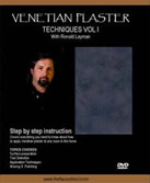 Traditional Polished Venetian Plaster Instructions DVD
